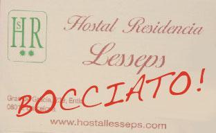 hostal lesseps