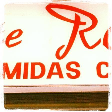 insegna del ristorante romesco