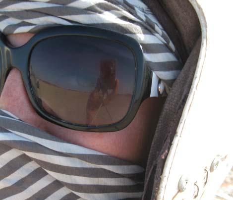 Hurghada, cosa mettere in valigia: sciarpa