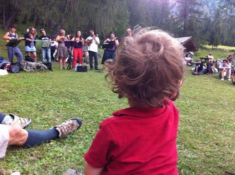 Passeggiate per bambini in Val Badia