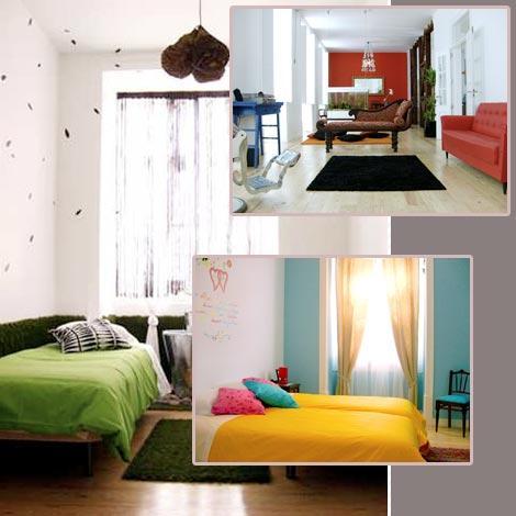 living lounge hostel lisbona