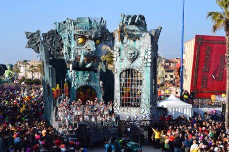 Il Carnevale di Viareggio 2019