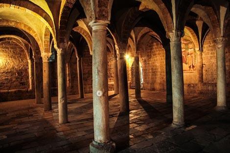 Cripta di San Pietro