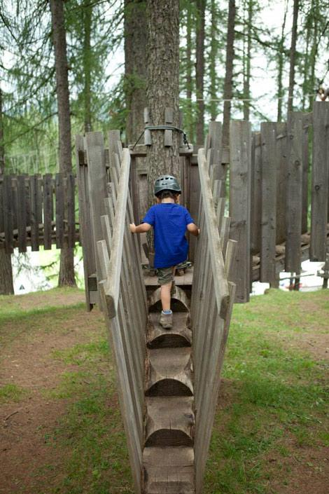 adventure park colfosco