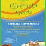 Fattorie didattiche aperte l'11 Ottobre 2015 in Veneto
