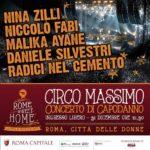 Capodanno 2014 a Roma: concerto al Circo Massimo con Fabi, Silvestri, Zilli, Ayane e Radici nel Cemento