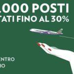 Gli sconti di Alitalia: scopri tutti i voli in offerta