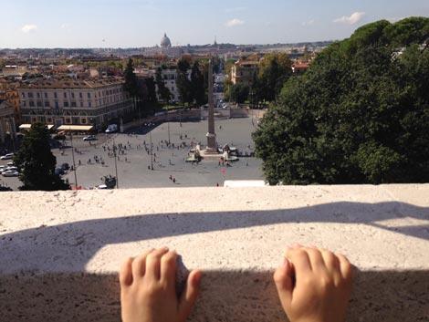 Roma Con Bambini Il Giro Di Villa Borghese In Trenino