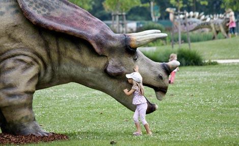 mostra dinosauri abruzzo