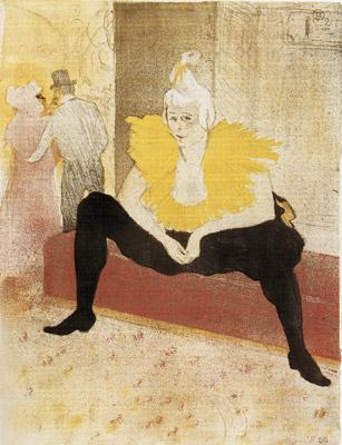 Henri de Toulouse-Lautrec mostra a Roma
