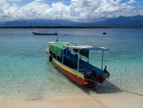dove andare in vacanza gili island