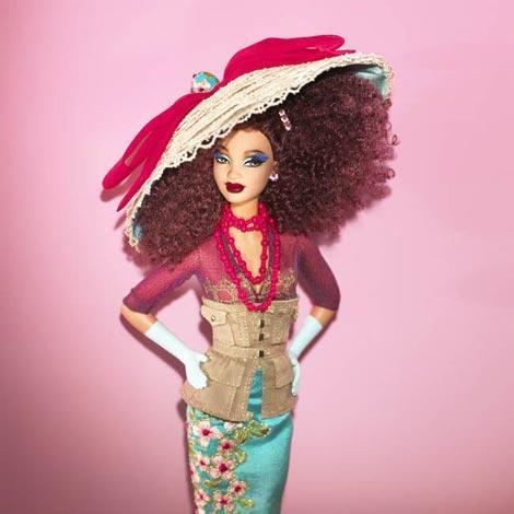 mostra barbie a milano