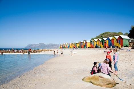 Sud Africa con bambini