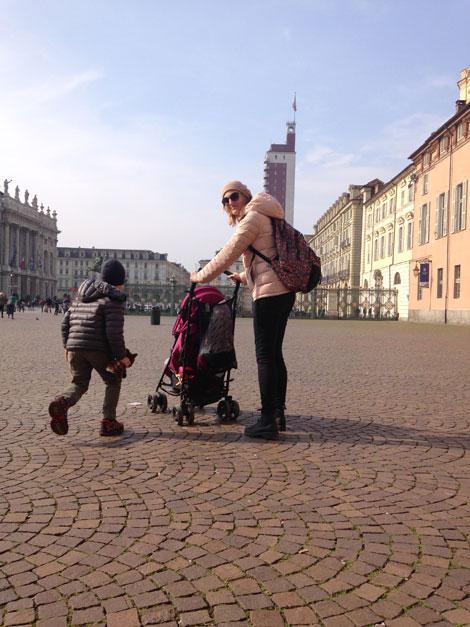 Torino con bambini
