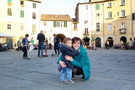 Elena e suo figlio - valigiaepasseggino.it