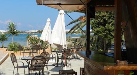 hotel economico sul mare a formentera