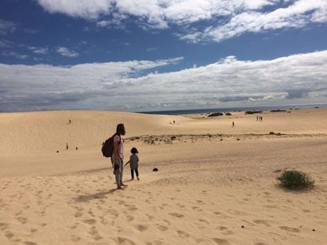Parco Naturale delle dune di Corralejo