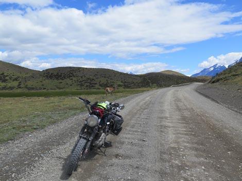 viaggio in moto in solitaria ushuaia
