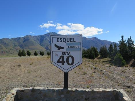 viaggio in moto Esquel