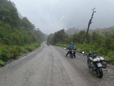 viaggio in moto in solitaria