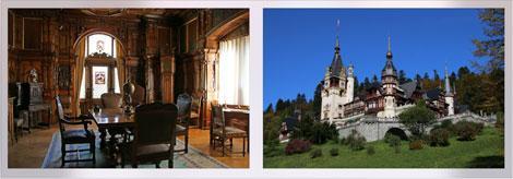 Castello di Peleș - Weekend in Transilvania