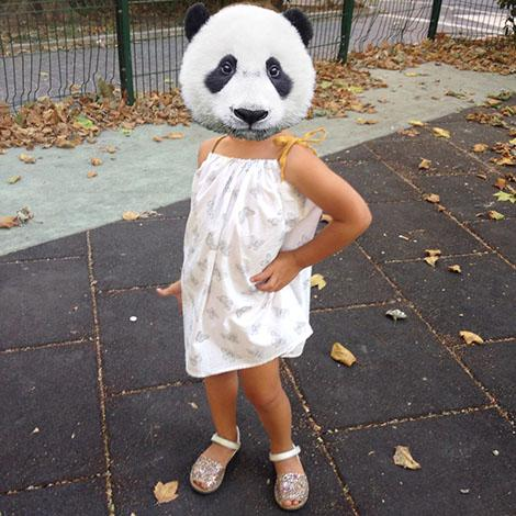 App per coprire i volti dei bambini nelle foto
