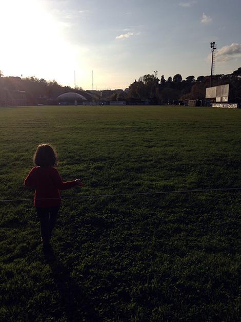 Ristoranti all'aperto a roma per famiglie