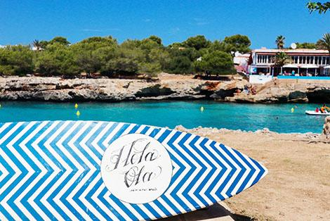 Hola Ola Mediterranean Beach a Cala Blanca