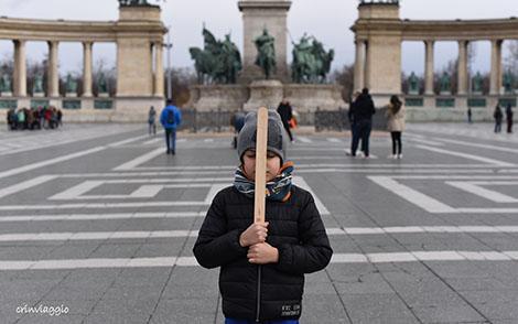 Weekend all'estero con bambini in inverno: Andalusia