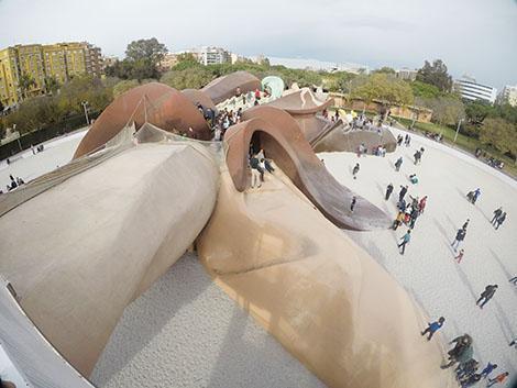Weekend a Valencia con bambini: il Parco di Gulliver