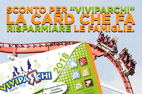 Codice Sconto Viviparchi Card