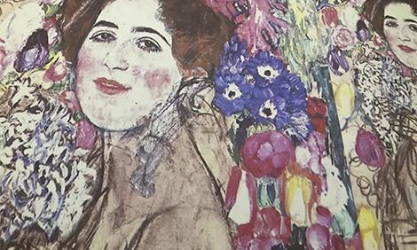 Klimt Experience a Roma con i bambini