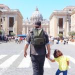 L'attrezzatura fotografica pratica e leggera per chi viaggia con bambini