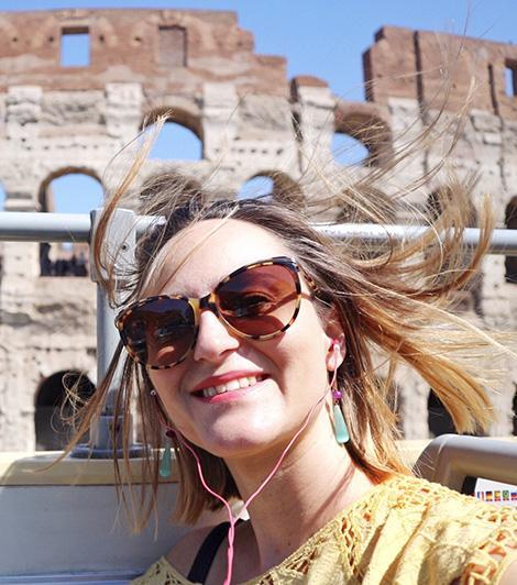 autobus a due piani a Roma
