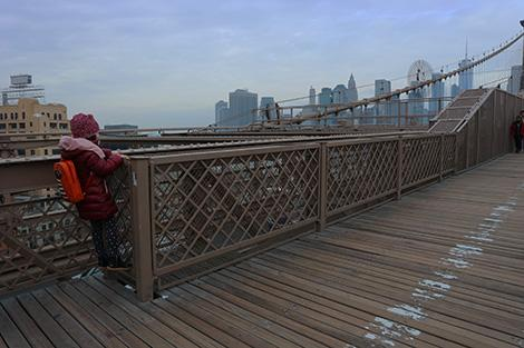 New York con bambini: il ponte di Brooklyn