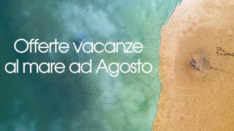 Offerte vacanze al mare ad Agosot