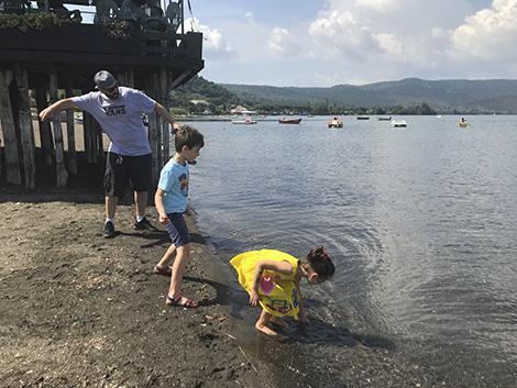 Gita al Lago di Bracciano