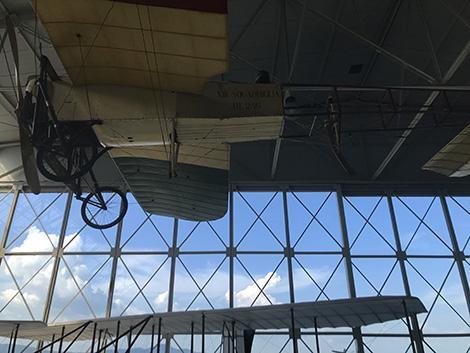Museo dell'Aeronautica Militare a Bracciano