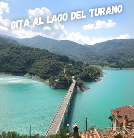 Lago del Turano e Castel di Tora