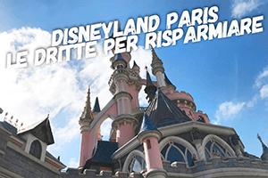 Disneyland Paris risparmiare
