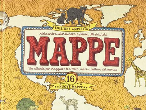 atlante per bambini Mappe
