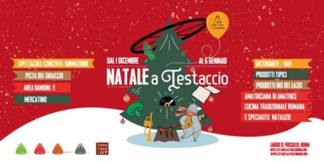 Cosa fare a Roma con i bambini durante le feste di Natale, testaccio