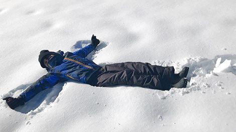 neve al Monte Livata
