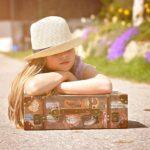 Come preparare la valigia dei bambini per un viaggio
