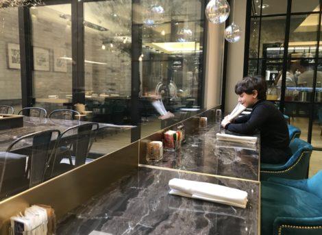 la colazione all'hotel milano di verona