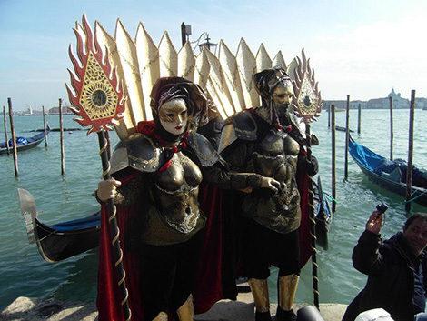 Carnevale in Italia 2019
