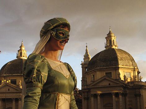 carnevale italia Venezia