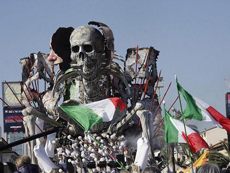 Carnevale in Italia 2019 Viareggio