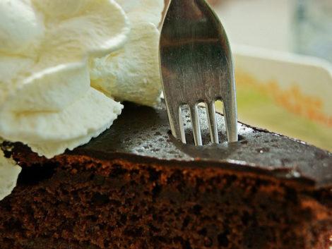 torta Sacher a Vienna