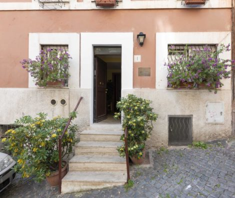 monti guest house Roma